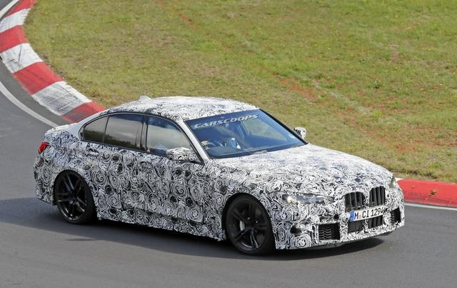 Liệu đây có phải thiết kế BMW M3 mới? - Ảnh 1.