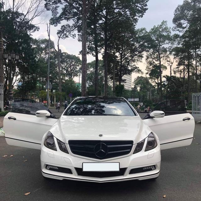 9 năm tuổi, hàng hiếm Mercedes-Benz E350 coupe chỉ đắt hơn Toyota Altis 50 triệu đồng - Ảnh 5.