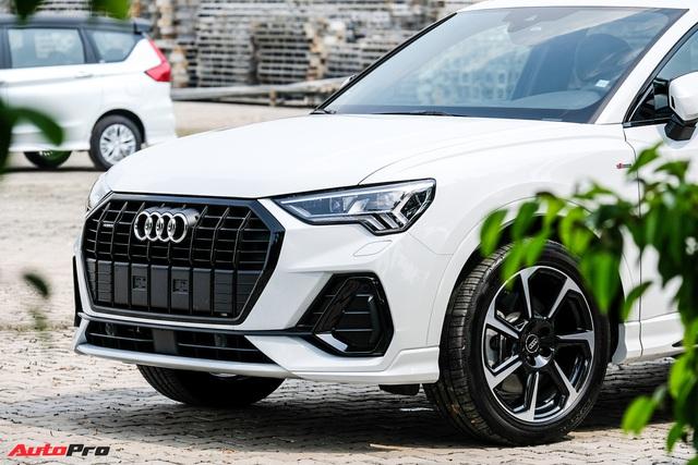 Xem trước Audi Q3 2020 chuẩn bị ra mắt khách Việt - đối thủ của BMW X1 và Volvo XC40 - Ảnh 3.