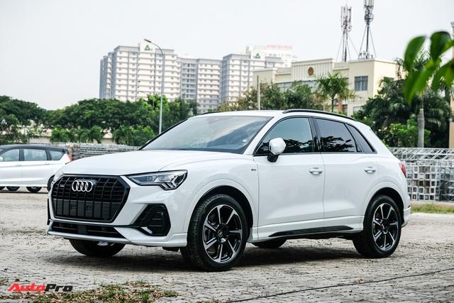 Xem trước Audi Q3 2020 chuẩn bị ra mắt khách Việt - đối thủ của BMW X1 và Volvo XC40 - Ảnh 1.