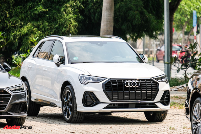 Xem trước Audi Q3 2020 chuẩn bị ra mắt khách Việt - đối thủ của BMW X1 và Volvo XC40 - Ảnh 2.