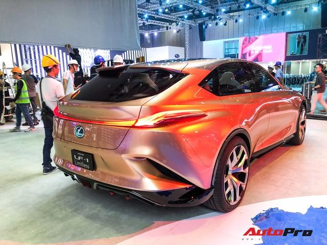 Tóm gọn mẫu concept LF-1 Limitless - Bom tấn của Lexus tại VMS 2019 - Ảnh 5.