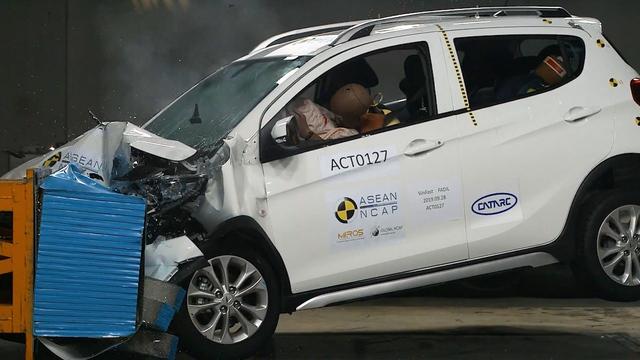 VinFast Fadil nhận đánh giá an toàn cao nhất của ASEAN NCAP - Ảnh 1.