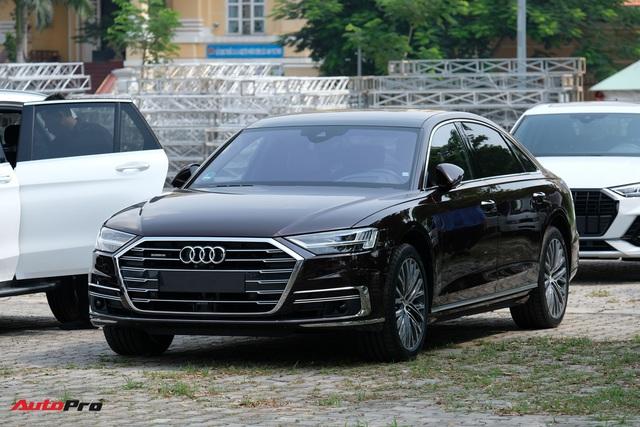 Dàn xe Audi đổ bộ SECC, hứa hẹn kỳ VMS đình đám nhất của thương hiệu Đức trong lịch sử - Ảnh 16.