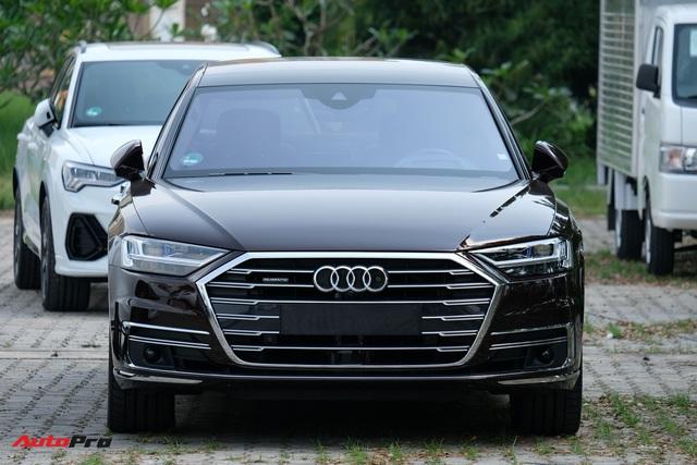 Dàn xe Audi đổ bộ SECC, hứa hẹn kỳ VMS đình đám nhất của thương hiệu Đức trong lịch sử - Ảnh 1.