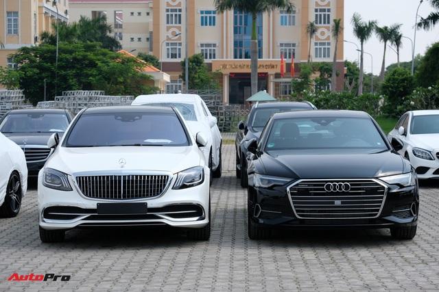 Dàn xe Audi đổ bộ SECC, hứa hẹn kỳ VMS đình đám nhất của thương hiệu Đức trong lịch sử - Ảnh 10.
