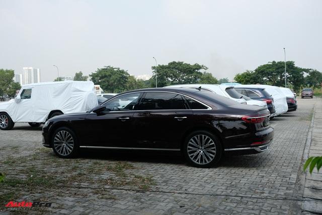 Dàn xe Audi đổ bộ SECC, hứa hẹn kỳ VMS đình đám nhất của thương hiệu Đức trong lịch sử - Ảnh 17.