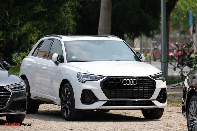 Dàn xe Audi đổ bộ SECC, hứa hẹn kỳ VMS đình đám nhất của thương hiệu Đức trong lịch sử - Ảnh 5.