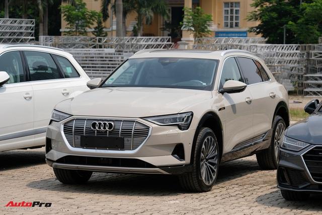 Dàn xe Audi đổ bộ SECC, hứa hẹn kỳ VMS đình đám nhất của thương hiệu Đức trong lịch sử - Ảnh 19.