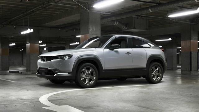 Ra mắt Mazda MX-30: Mở cửa như xe Rolls-Royce - Ảnh 3.