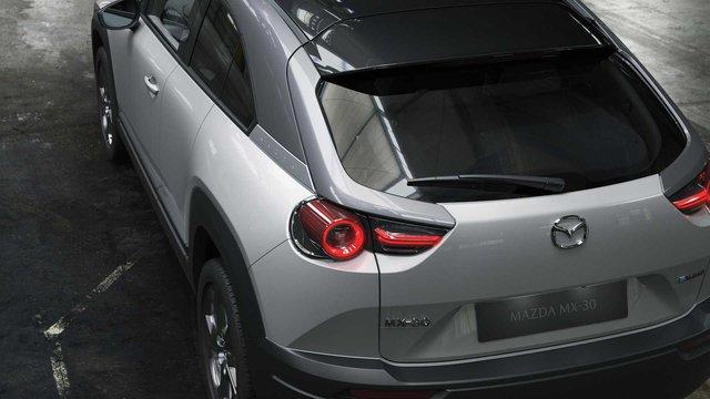 Ra mắt Mazda MX-30: Mở cửa như xe Rolls-Royce - Ảnh 10.