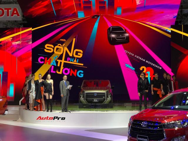 Trực tiếp Triển lãm Ô tô Việt Nam 2019: Ford tung át chủ bài Escape đời mới lắp ráp tại Việt Nam! - Ảnh 13.