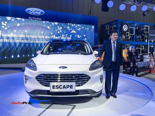 Khám phá nhanh Ford Escape 2019 - Porsche Macan bình dân chỉ chờ giá để cạnh tranh Honda CR-V và Mazda CX-5 - Ảnh 3.