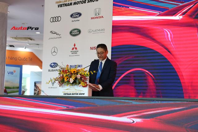 Toàn cảnh Triển lãm ô tô Việt Nam 2019 ngày khai mạc: Bữa tiệc xe không thể bỏ qua - Ảnh 59.