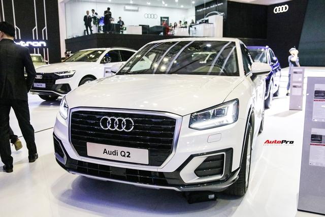 Ra mắt đồng loạt 6 xe Audi mới: A6, A7 Sportback, A8L, Q2, Q3, và Q8 khuấy động thị trường xe sang bạc tỷ cuối năm - Ảnh 1.