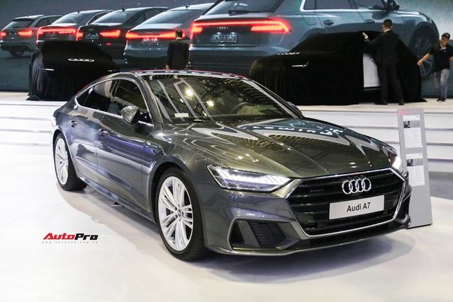 Ra mắt đồng loạt 6 xe Audi mới: A6, A7 Sportback, A8L, Q2, Q3, và Q8 khuấy động thị trường xe sang bạc tỷ cuối năm - Ảnh 4.