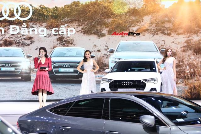 Ra mắt đồng loạt 6 xe Audi mới: A6, A7 Sportback, A8L, Q2, Q3, và Q8 khuấy động thị trường xe sang bạc tỷ cuối năm - Ảnh 2.