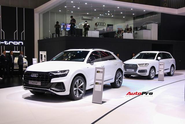 Ra mắt đồng loạt 6 xe Audi mới: A6, A7 Sportback, A8L, Q2, Q3, và Q8 khuấy động thị trường xe sang bạc tỷ cuối năm - Ảnh 5.