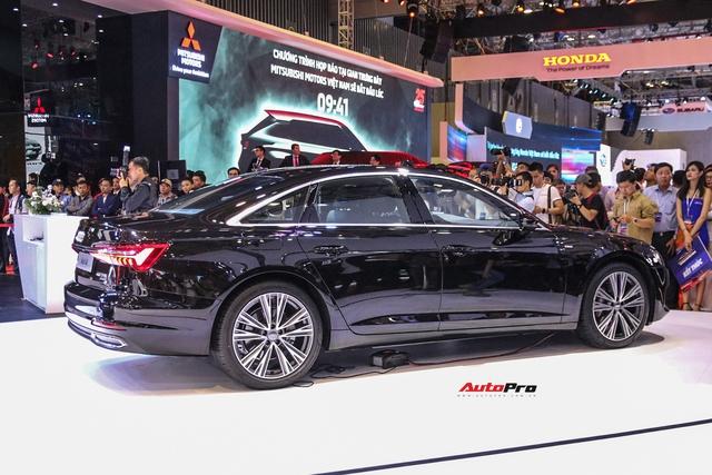 Ra mắt đồng loạt 6 xe Audi mới: A6, A7 Sportback, A8L, Q2, Q3, và Q8 khuấy động thị trường xe sang bạc tỷ cuối năm - Ảnh 3.
