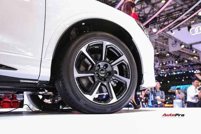 Cận cảnh Audi Q3 mới vừa ra mắt khách hàng Việt Nam: Có gì để đấu Mercedes GLB sắp về nước? - Ảnh 3.