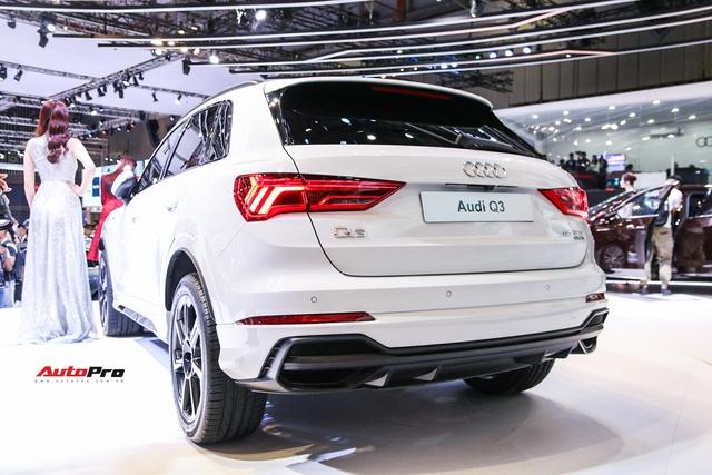 Cận cảnh Audi Q3 mới vừa ra mắt khách hàng Việt Nam: Có gì để đấu Mercedes GLB sắp về nước? - Ảnh 4.