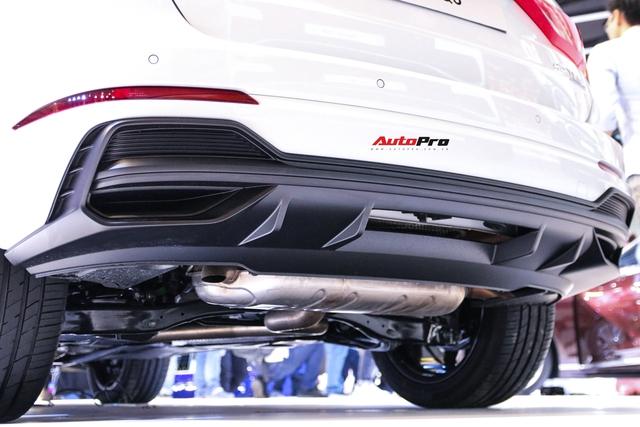 Cận cảnh Audi Q3 mới vừa ra mắt khách hàng Việt Nam: Có gì để đấu Mercedes GLB sắp về nước? - Ảnh 6.