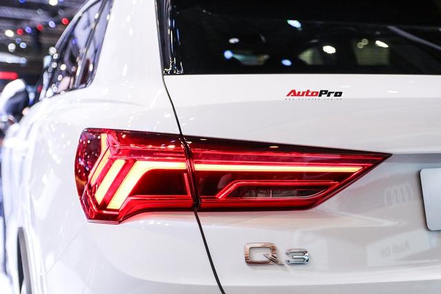 Cận cảnh Audi Q3 mới vừa ra mắt khách hàng Việt Nam: Có gì để đấu Mercedes GLB sắp về nước? - Ảnh 5.