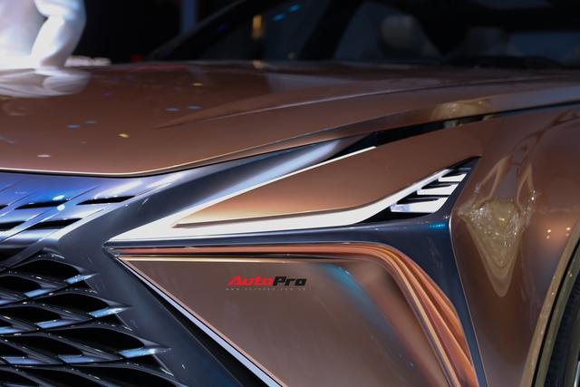 Khám phá nhanh Lexus LF-1 Limitless: Toàn những thiết kế khó chê nhưng không dễ đưa vào thương mại để bán - Ảnh 4.
