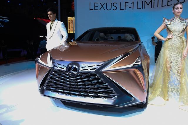 Khám phá nhanh Lexus LF-1 Limitless: Toàn những thiết kế khó chê nhưng không dễ đưa vào thương mại để bán - Ảnh 3.