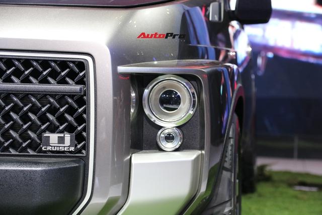 360 độ tìm hiểu nhanh Toyota Tj Cruiser Concept: Tiền đề xe 7 chỗ siêu rộng, giữ giá - Ảnh 5.