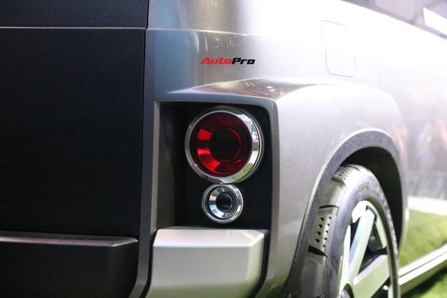 360 độ tìm hiểu nhanh Toyota Tj Cruiser Concept: Tiền đề xe 7 chỗ siêu rộng, giữ giá - Ảnh 9.