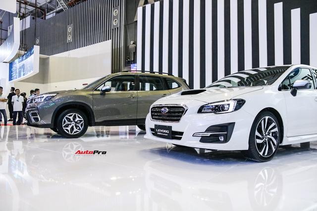Trực tiếp Triển lãm Ô tô Việt Nam 2019: Ford tung át chủ bài Escape đời mới lắp ráp tại Việt Nam! - Ảnh 7.