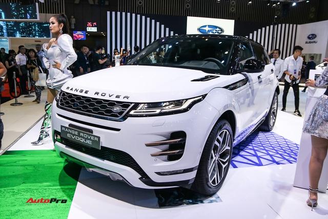 Cận cảnh Range Rover Evoque 2019 giá từ 3,53 tỷ đồng - SUV cho nhà giàu Việt - Ảnh 4.