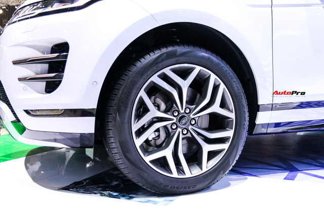Cận cảnh Range Rover Evoque 2019 giá từ 3,53 tỷ đồng - SUV cho nhà giàu Việt - Ảnh 7.
