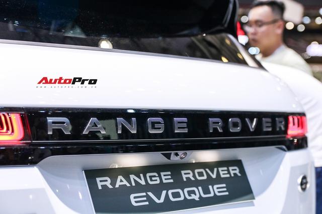 Cận cảnh Range Rover Evoque 2019 giá từ 3,53 tỷ đồng - SUV cho nhà giàu Việt - Ảnh 9.