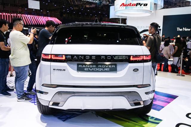 Cận cảnh Range Rover Evoque 2019 giá từ 3,53 tỷ đồng - SUV cho nhà giàu Việt - Ảnh 2.