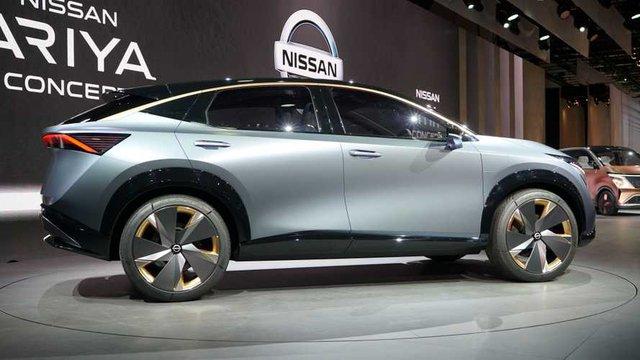 Ariya Concept: Một tương lai nơi SUV Nissan đẹp không kém Lamborghini - Ảnh 1.