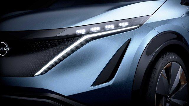 Ariya Concept: Một tương lai nơi SUV Nissan đẹp không kém Lamborghini - Ảnh 5.