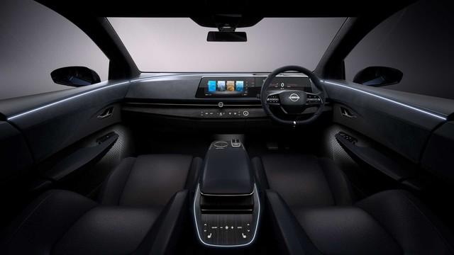 Ariya Concept: Một tương lai nơi SUV Nissan đẹp không kém Lamborghini - Ảnh 6.