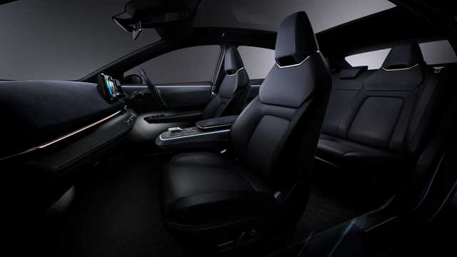 Ariya Concept: Một tương lai nơi SUV Nissan đẹp không kém Lamborghini - Ảnh 8.
