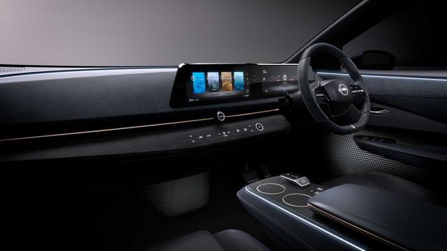 Ariya Concept: Một tương lai nơi SUV Nissan đẹp không kém Lamborghini - Ảnh 7.