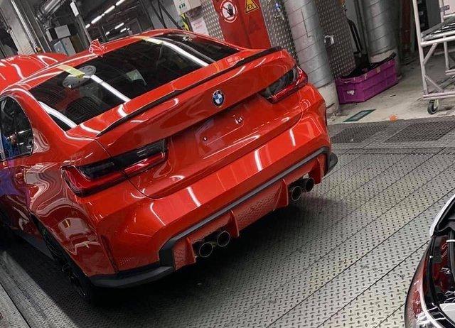 Tưởng đùa mà thật, BMW đưa lưới tản nhiệt khổng lồ lên M3, M4 mới - Ảnh 2.