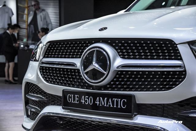 Đánh giá nhanh Mercedes-Benz GLE 450 2020: Tăng mọi thứ có thể để chiều khách Việt - Ảnh 8.