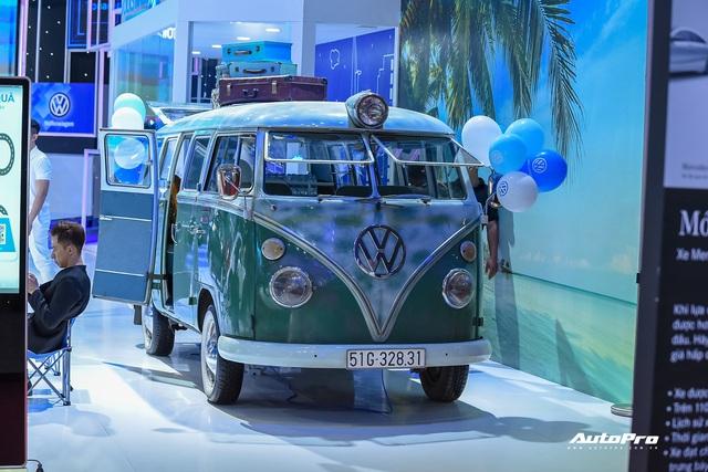 Những trò hút khách tại Triển lãm ô tô Việt Nam 2019 - Xúc tác mạnh kéo khách hàng tới từng gian hàng - Ảnh 8.