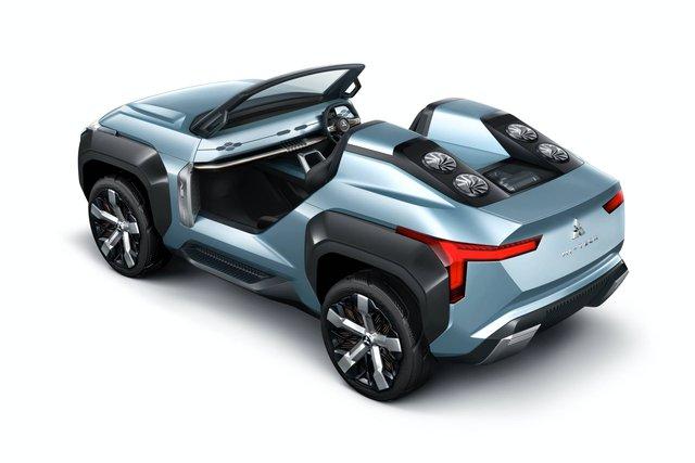 Bóc tách Mitsubishi MI-Tech Concept: Xé lẻ để cho vào các xe tương lai - Ảnh 2.
