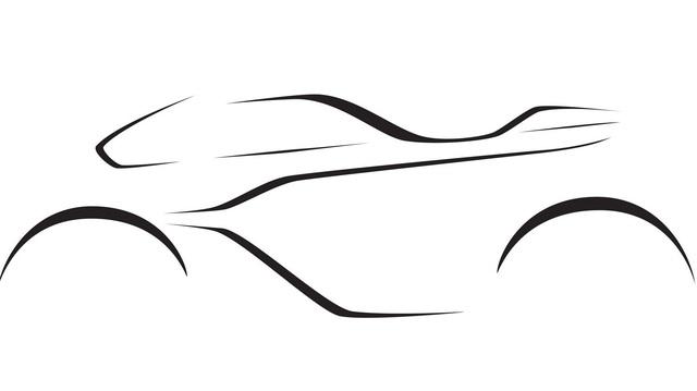 Aston Martin lần đầu tiên sản xuất mô tô đấu BMW Motorrad