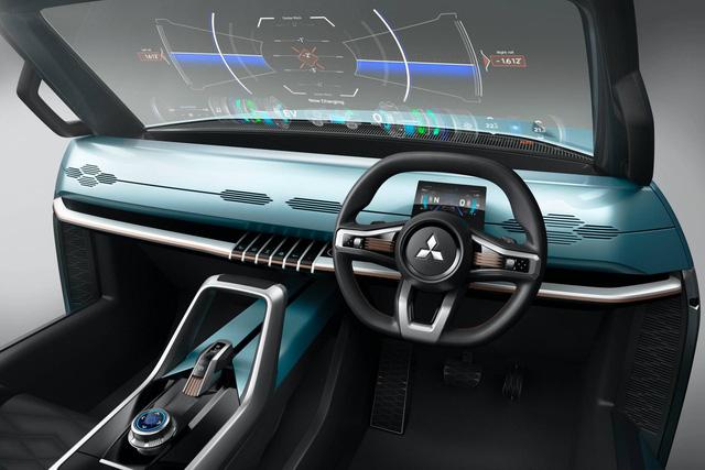 Bóc tách Mitsubishi MI-Tech Concept: Xé lẻ để cho vào các xe tương lai - Ảnh 4.