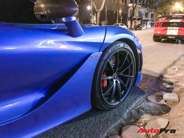 Bộ ba siêu xe và xe thể thao tiền tỷ khoe dáng trên đường phố Hà Nội - Ảnh 11.