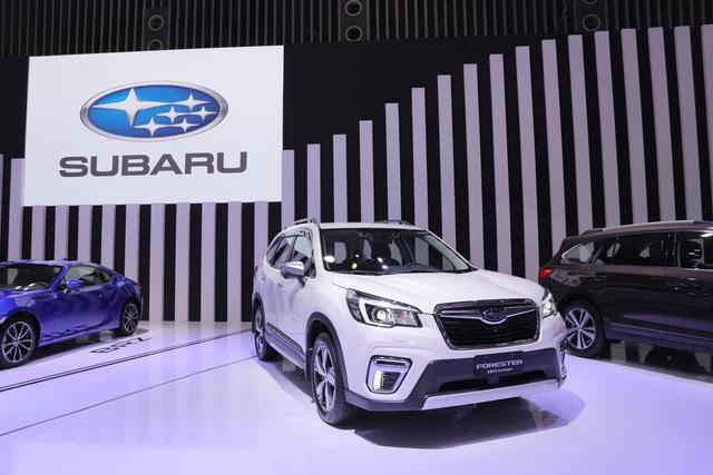 Subaru BRZ - Xe thể thao hiếm hoi tại Triển lãm ô tô Việt Nam 2019 - Ảnh 4.