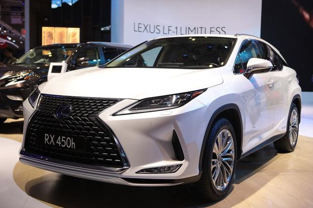 Bộ đôi SUV Lexus đồng loạt nâng cấp tại Việt Nam, tăng giá cao nhất hơn nửa tỷ đồng - Ảnh 4.